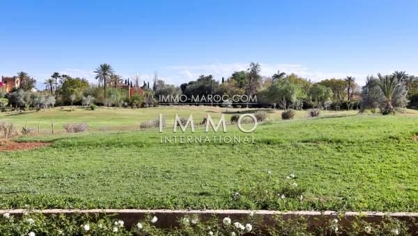 Villa à vendre Moderne Marrakech Golfs Amelkis