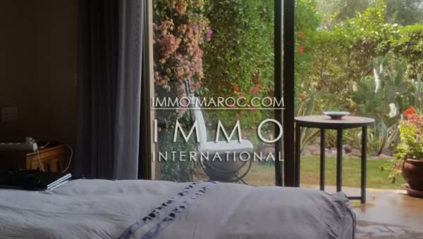 Villa à vendre Contemporain Marrakech Extérieur