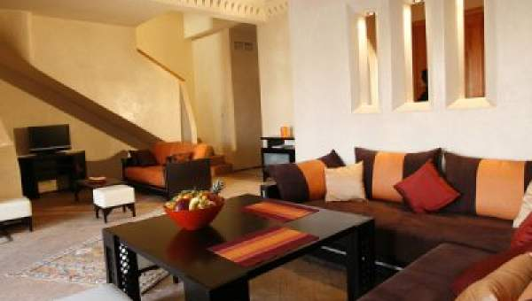 Achat villa Marrakech Extérieur