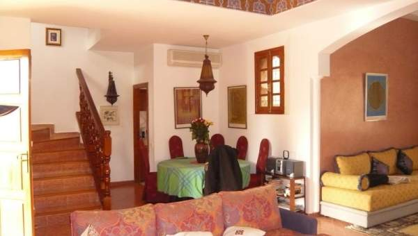 Villa à vendre Marrakech Palmeraie