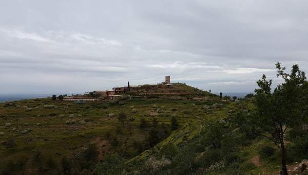 Achat villa Marocain épuré Marrakech Extérieur Route Ourika