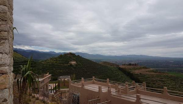 acheter maison Marocain épuré Marrakech Extérieur Route Ourika