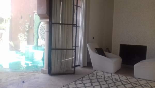 Maison à vendre Moderne Marrakech Palmeraie Circuit Palmeraie