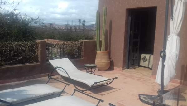 Villa à vendre Moderne Marrakech Palmeraie Circuit Palmeraie