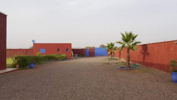 Achat villa Moderne Marrakech Extérieur Route Fes