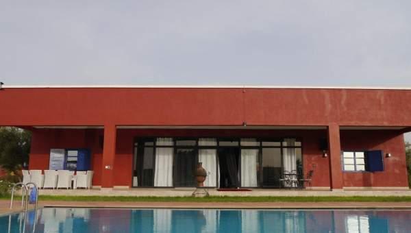 villa vente Moderne Marrakech Extérieur Route Fes