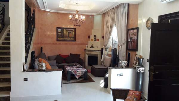 acheter maison Marocain Marrakech Centre ville Targa
