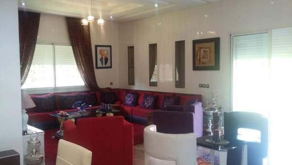 Vente villa Contemporain Marrakech Centre ville Targa