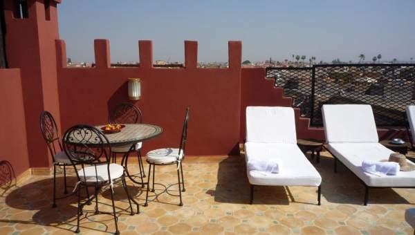 Vente riad maison d'hôtes Marrakech Place Jamaa El Fna Dabachi