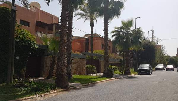 Achat villa Marocain Marrakech Hivernage