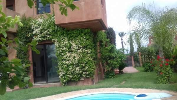 Achat villa Moderne Marrakech Palmeraie Circuit Palmeraie