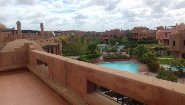 Vente villa Contemporain Marrakech Palmeraie Circuit Palmeraie