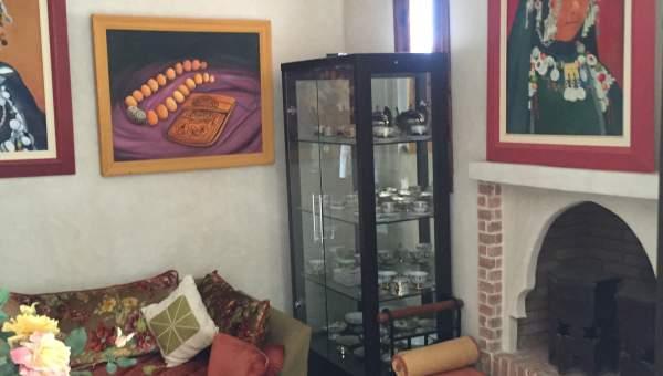 Maison à vendre Marocain épuré Marrakech Extérieur Route Amizmiz