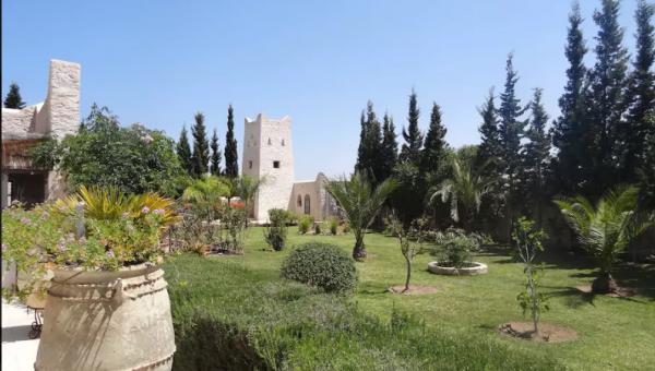 Maison à louer Marocain épuré Essaouira Extérieur Essaouira