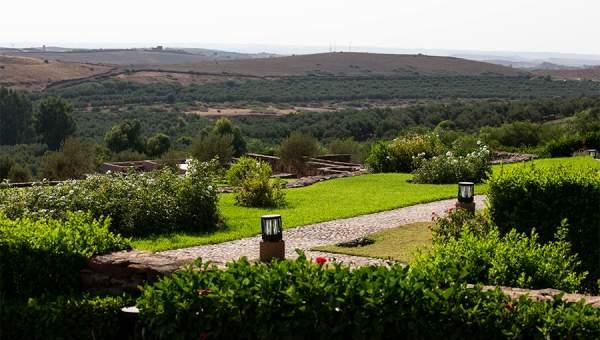 Terrain à vendre Terrain villa Marrakech Extérieur Route Amizmiz