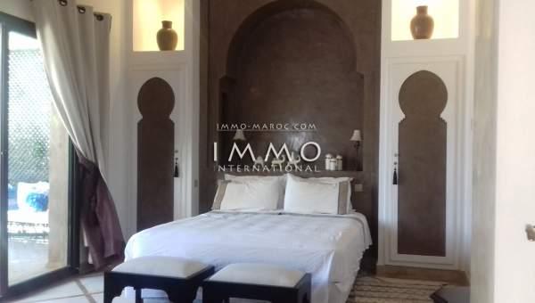 acheter maison Marocain épuré Marrakech Extérieur Route Fes