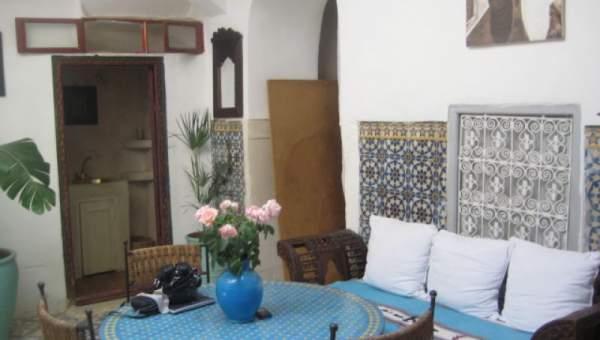 Vente riad Marrakech Autres Secteurs Médina Bab doukkala