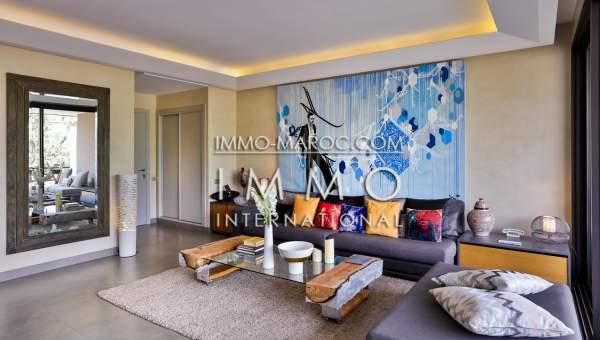 appartement vente Contemporain Marrakech moins de 10 minutes de la place