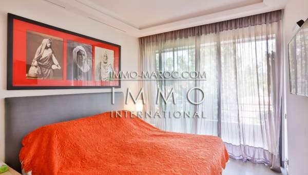 Vente appartement Moderne Marrakech moins de 10 minutes de la place