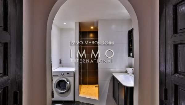 Appartement à vendre Marocain Marrakech Palmeraie Circuit Palmeraie