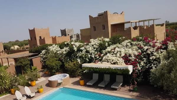 villa vente Marocain épuré Marrakech Extérieur Autres Extérieur