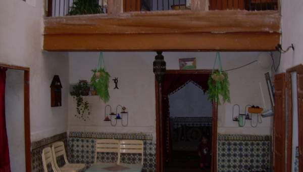 Riad à vendre Marocain Marrakech Place Jamaa El Fna Dabachi