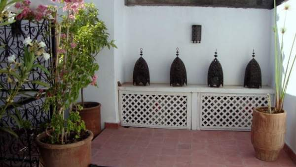 acha petitt riad traditionnel Marrakech Place Jamaa El Fna