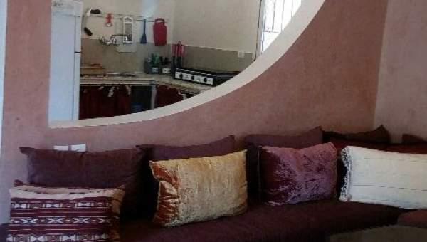villa achat Marocain épuré Marrakech Extérieur Route Ourika