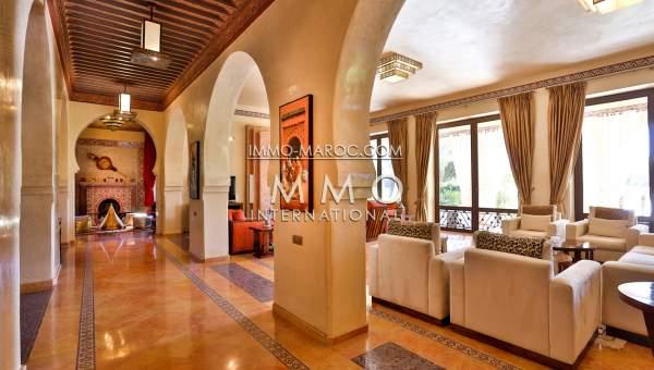 immobilier luxe marrakech
