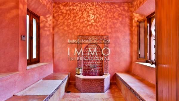 Villa à vendre Marocain Marrakech