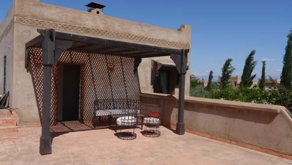 Maison à vendre Marocain Marrakech Extérieur Route Fes