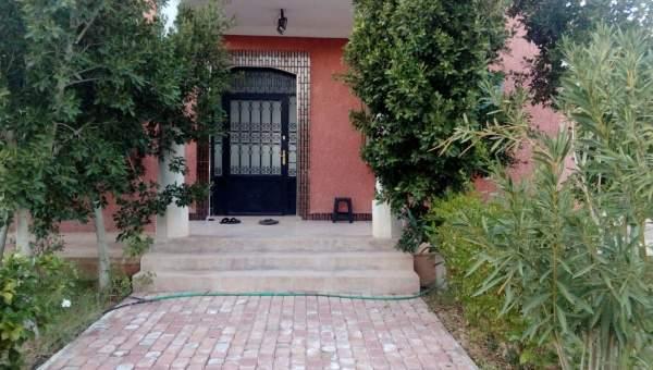 Maison à vendre Marocain Marrakech