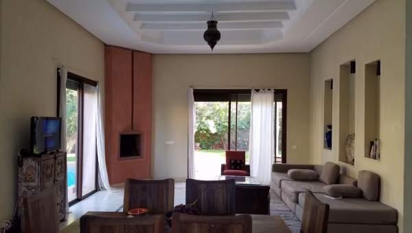 Vente maison Contemporain Marrakech Extérieur Route Fes