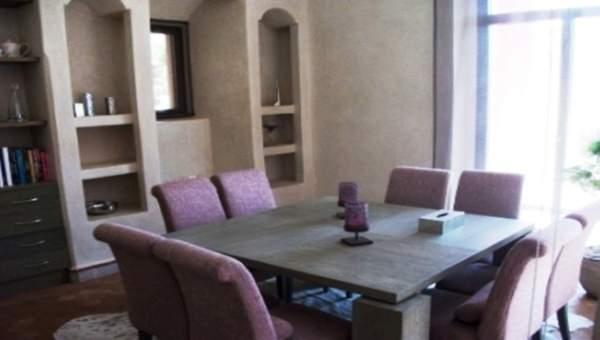 Maison à vendre Marocain épuré Marrakech Amelkis Extérieur Route Ouarzazate