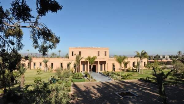 Vente maison Moderne immobilier luxe à vendre marrakech Marrakech Palmeraie