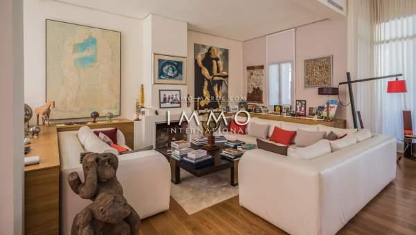 Maison à vendre Contemporain biens de prestige marrakech Marrakech Extérieur Route Ourika