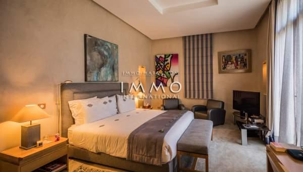 Vente maison Contemporain immobilier luxe à vendre marrakech Marrakech Extérieur Route Ourika