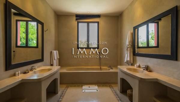 Achat villa Moderne immobilier de luxe marrakech Marrakech Extérieur Route Ourika