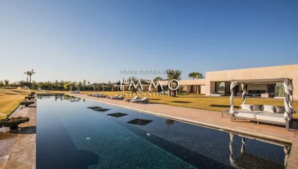 Vente maison Contemporain de prestige Marrakech Extérieur Route Ouarzazate