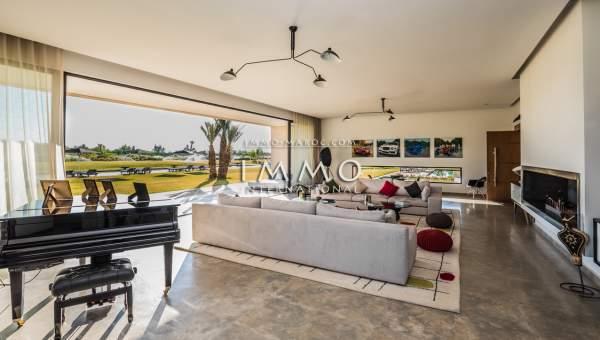 acheter maison Moderne prestige Marrakech Extérieur Route Ouarzazate