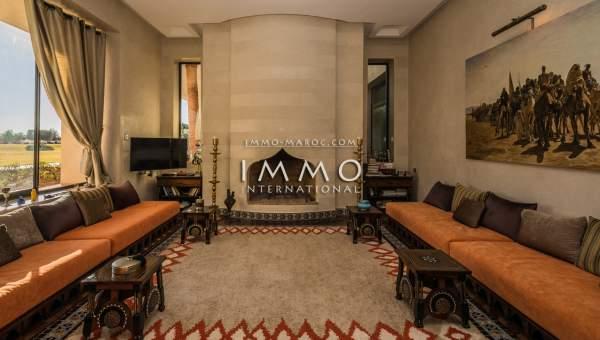 Vente villa Contemporain agence immobiliere de luxe marrakech Marrakech Extérieur Route Ouarzazate