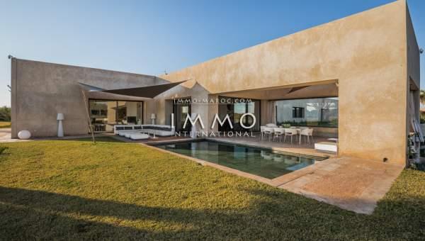 Villa à vendre Moderne prestige Marrakech Extérieur Route Ouarzazate