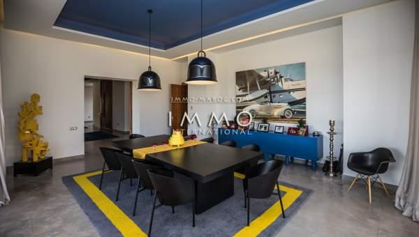 Vente maison Moderne immobilier de luxe marrakech Marrakech Extérieur Route Ouarzazate