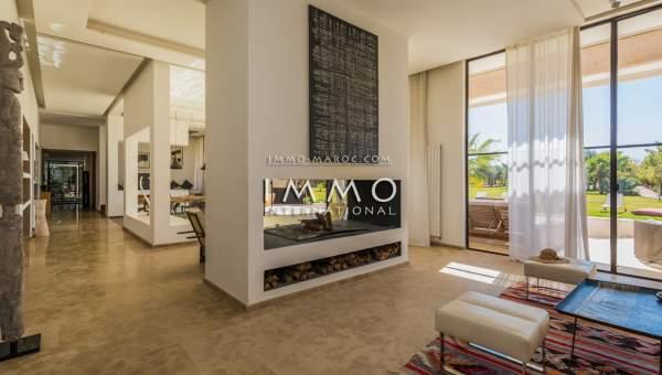 Vente villa Moderne haut de gamme Marrakech Extérieur Route Amizmiz