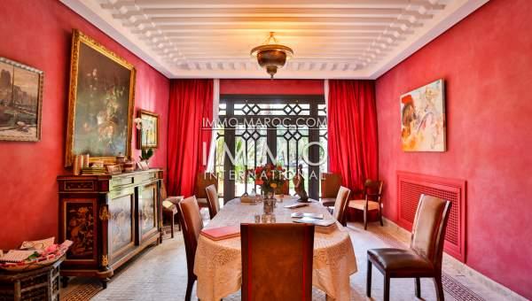 acheter maison Marocain biens de prestige marrakech Marrakech Palmeraie Palmariva – Dar tounsi