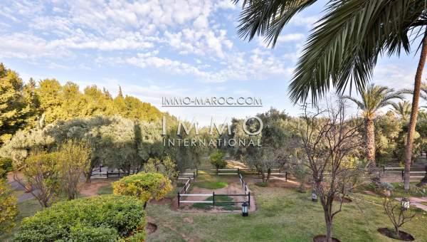 Achat villa Marocain Prestige Marrakech Palmeraie Palmariva – Dar tounsi