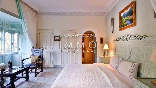 Achat villa Marocain haut de gamme Marrakech Palmeraie Palmariva – Dar tounsi
