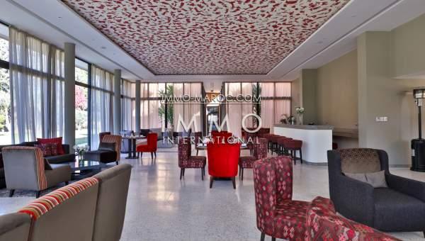 Villa à vendre Moderne biens de prestige Marrakech Palmeraie Palmariva – Dar tounsi