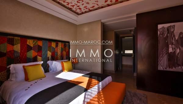 Achat villa Moderne Marrakech Palmeraie Palmariva – Dar tounsi