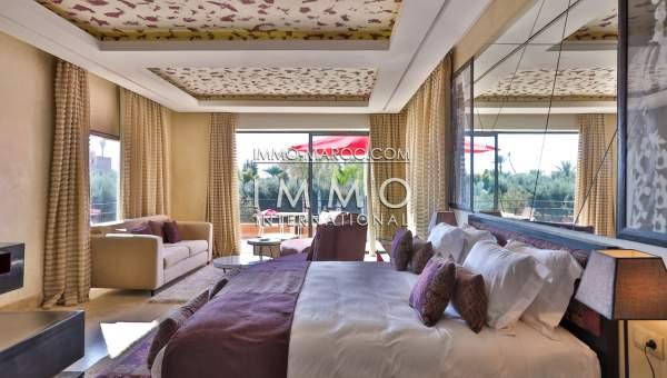 villa achat Contemporain prestige a vendre Marrakech Palmeraie Palmariva – Dar tounsi
